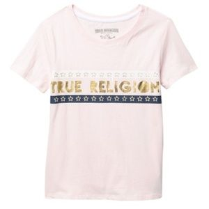 True Religion Girls Star T-Shirt